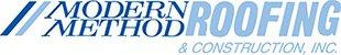 Modern Method Roofing Logo